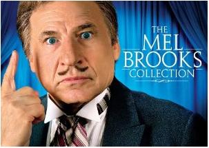 Dicas do dia: SÓ HOJE! The Mel Brooks Collection por menos de 43 doletas!