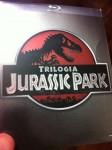 SURPRESA! Luva metalizada na Trilogia Jurassic Park em Blu-ray no Brasil!