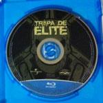Primeiras imagens do Blu-ray de Tropa de Elite no Brasil!