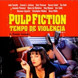 BD Resenha -  Pulp Fiction: Tempo de Violência (Brasil)