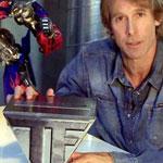 Michael Bay apresenta a edição limitada da trilogia Transformers em Blu-ray