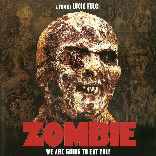 BD Resenha: Zombie - 2 Disc Ultimate Edition (EUA)