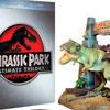 Dica rápida: Jurassic Park Ultimate Trilogy - Limited Ultimate Collector's Edition PELO MENOR PREÇO!