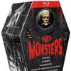 Mais informações sobre a edição limitada dos Monstros da Universal em Blu-ray na Europa!