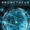 Todas as edições de PROMETHEUS em DVD e Blu-ray no Brasil