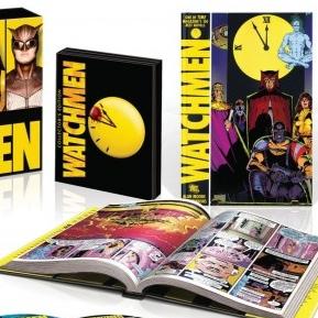 Quem vigia os colecionadores? Edição imperdível de Watchmen em Blu-ray nos Estados Unidos!