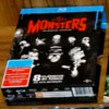Fotos do box Monstros da Universal em Blu-ray no Brasil