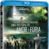 Detalhes de Uma História de Amor e Fúria em Blu-ray e DVD no Brasil