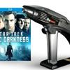 Edição especial de Além da Escuridão: Star Trek COM PHASER na Itália!