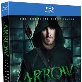 Primeira temporada de ARROW em Blu-ray com PT-BR no Reino Unido