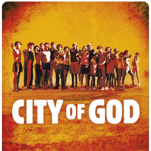 Cidade de Deus em Blu-ray e STEELBOOK no Reino Unido!