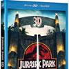 Jurassic Park em Blu-ray 3D no Brasil e edições avulsas da trilogia!