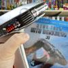 VÍDEO | Star Trek Into Darkness Gift Set COM PHASER (Blu-ray EUA)