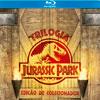 Surpresa! Trilogia Jurassic Park em Blu-ray COM DIGIPAK no Brasil!