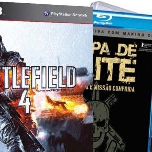GAMES | Edição especial de Battlefield 4 com... Tropa de Elite!