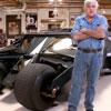 O Tumbler do Batman na garagem de Jay Leno!