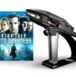 Resolveu só agora que quer seu phaser de Star Trek Into Darkness? Então corre! :D