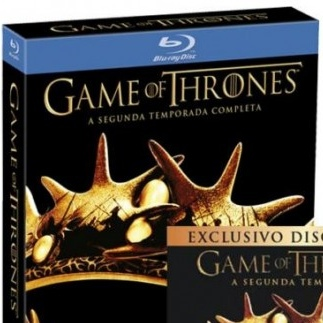 #BF2013 – Segunda temporada de Game of Thrones por 79,90 Dilmas E MAIS!