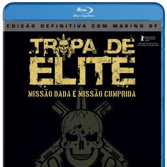 Tropa de Elite em novo lançamento COM MAKING OF para fevereiro no Brasil
