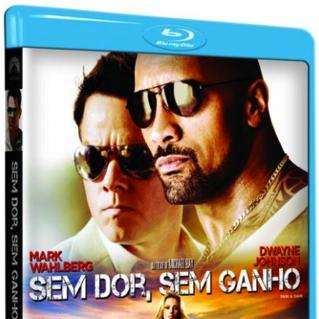 Pré-venda de Sem Dor, Sem Ganho em DVD e Blu-ray no Brasil