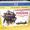 Imagens do box Loucademia de Polícia em Blu-ray no Brasil