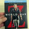VÍDEO | Edição exclusiva de Guerra Mundial Z em Blu-ray dos EUA