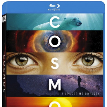 Pré-venda do Blu-ray de Cosmos: A Spacetime Odyssey nos EUA
