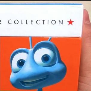 VÍDEO | Conheça a coleção completa da PIXAR em Blu-ray do UK!