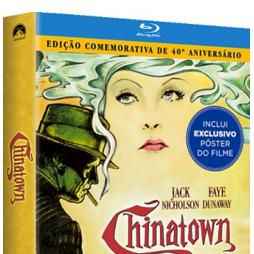 Edição comemorativa de Chinatown em pré-venda no Brasil para junho