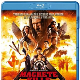 Pré-venda de MACHETE KILLS em DVD e Blu-ray no Brasil
