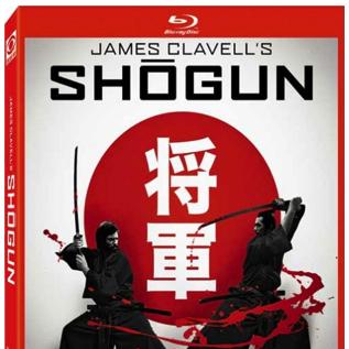 Blu-ray de SHOGUN já em pré-venda nos EUA!