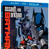 Blu-ray de Batman: Assault On Arkham com PT-BR lá fora!