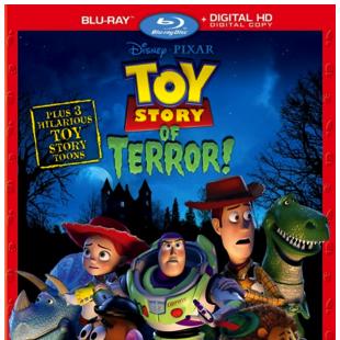 Blu-ray de Toy Story de Terror nos EUA para agosto