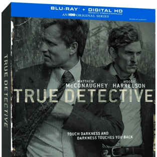 Primeira temporada de TRUE DETECTIVE em Blu-ray nos Estados Unidos
