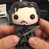 VÍDEO | Jon Snow no kit de Game of Thrones da FUNKO!