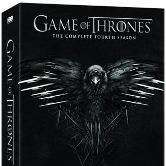 Quarta temporada de Game of Thrones em pré-venda nos EUA!