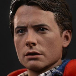ACTION FIGURE | Hot Toys lançará figura PERFEITA de Marty McFly!