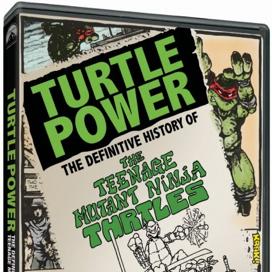 Documentário sobre Tartarugas Ninja à venda em DVD nos EUA com PT-BR!