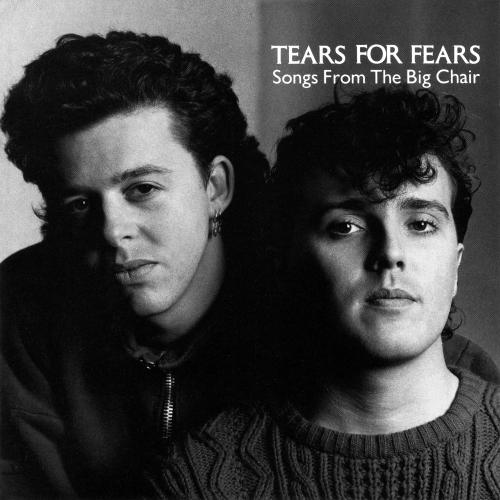 Clássico disco de Tears For Fears terá edição de luxo nos EUA em novembro!