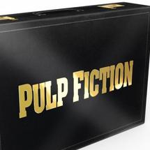 Edição comemorativa de Pulp Fiction: Tempo de Violência no Reino Unido para dezembro