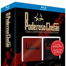 Disco de extras retorna para a trilogia O Poderoso Chefão em Blu-ray no Brasil