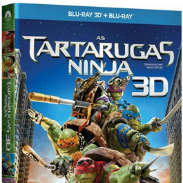 Edições de As Tartarugas Ninjas já podem ser reservadas no Brasil