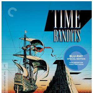 UOAU! Criterion lança edição de Os Bandidos do Tempo em Blu-ray COM LUVA LENTICULAR!