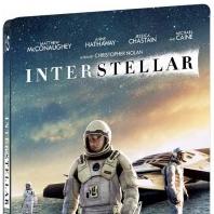 SteelBook, Digipak e mais detalhes de Interstellar em Blu-ray nos EUA
