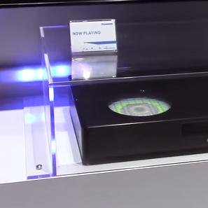 Vídeo mostra o primeiro player de Ultra HD Blu-ray!