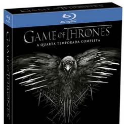 Quarta temporada de Game of Thrones já em pré-venda no Brasil!