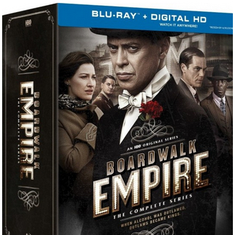 Série completa de Boardwalk Empire em Blu-ray nos EUA para maio