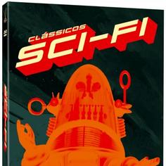 Versátil lançará coleções Clássicos Sci-Fi e Zumbis no Cinema