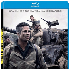 Corações de Ferro já pode ser reservado em Blu-ray e DVD no Brasil