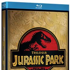 Trilogia Jurassic Park em novas edições no Brasil para maio